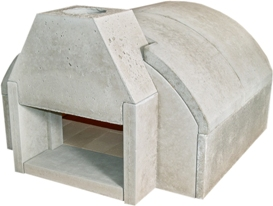 Model 855 wood fired oven